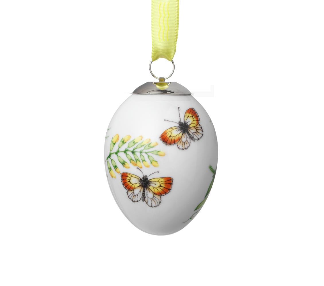Collezione Royal Copenhagen Pasqua 2018  - Farfalla Gialla