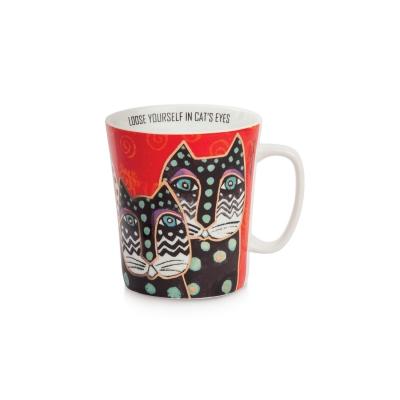Mug Laurel Burch Rosso