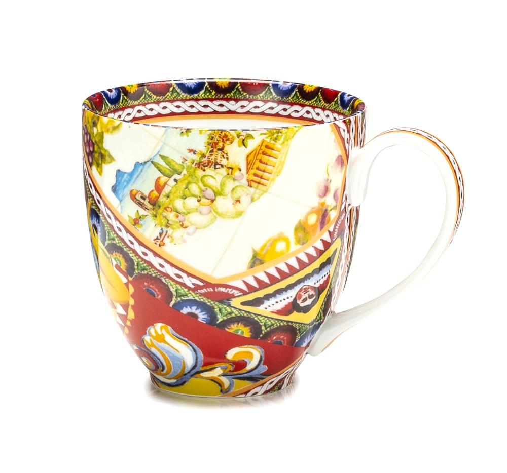 Mug H10 Linea S. Rosalia