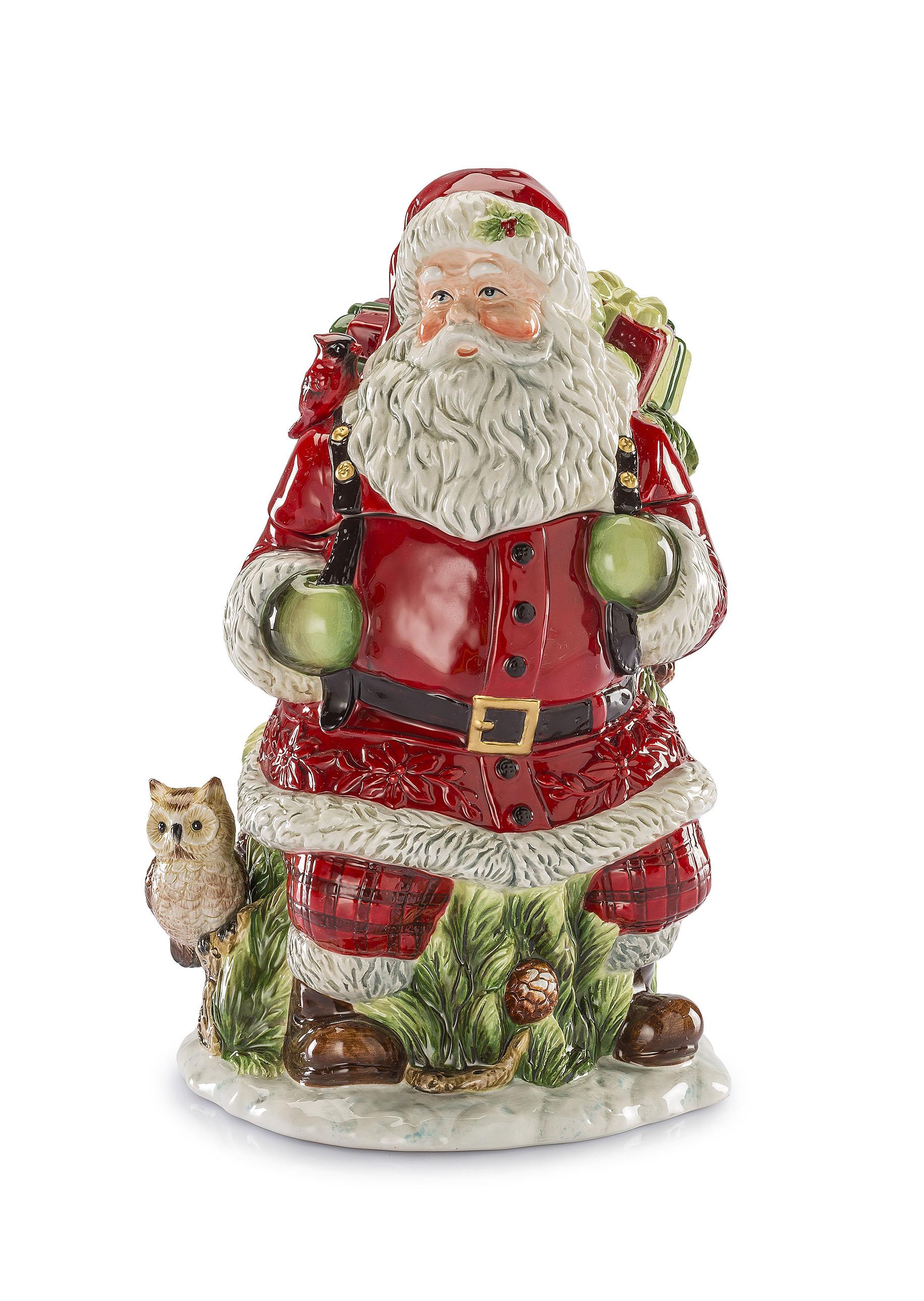 Palais Royal Ceramiche Prezzi.Scatola Babbo Natale In Ceramica Hcm32 Natale By Palais Royal