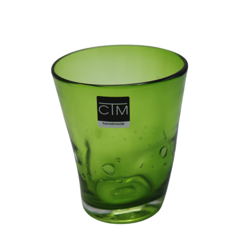 Samoa Acqua  Verde By Ctm H 10cm  310ml dia 9cm