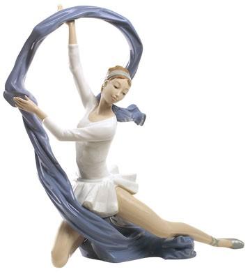 Ballerina Con Velo (Edizione Speciale) H Cm34 By Nao
