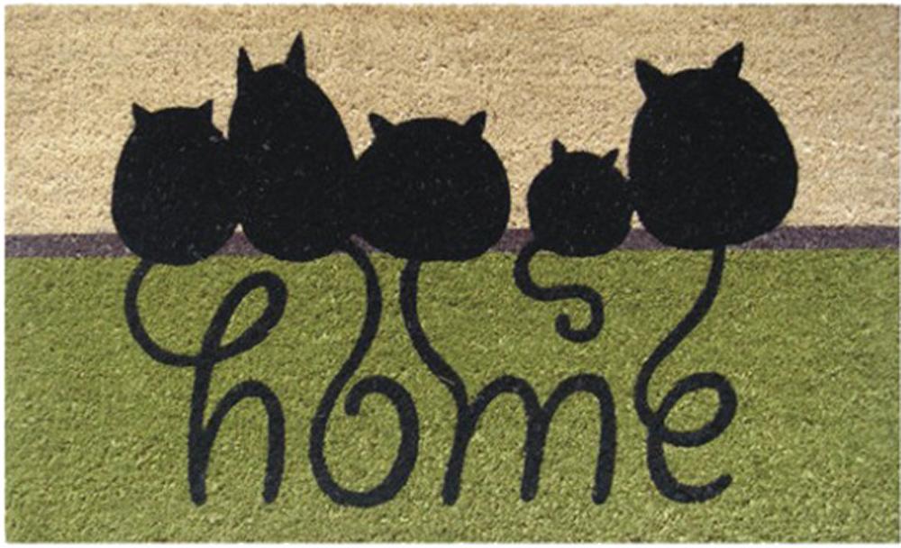 Zerbino Home Cats 45X75