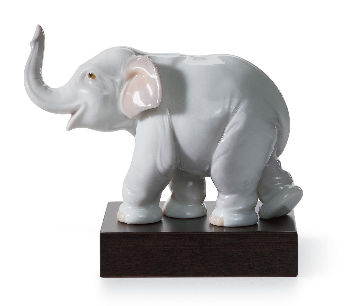 elefante portafortuna