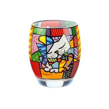 Lume Blue Cat  10Cm Britto