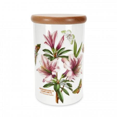 Barattolo Cm.20 B. Garden Rhododendron Lilliflorum