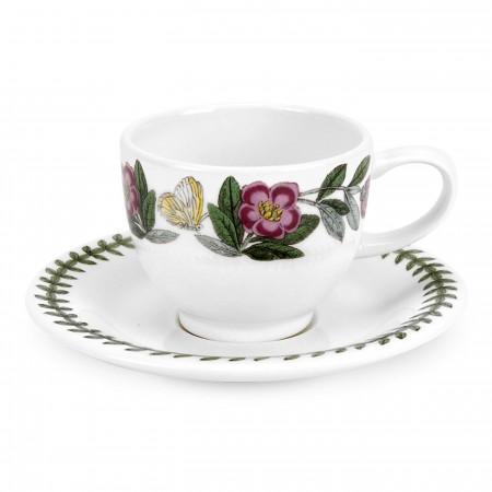 Tazza Caffe Coupe B. Garden Rhododendrun Lepidotum