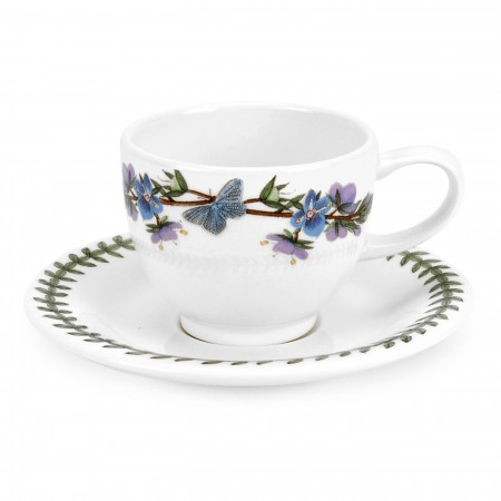 Tazza Caffe Coupe B. Garden Veronica Chamaedrys