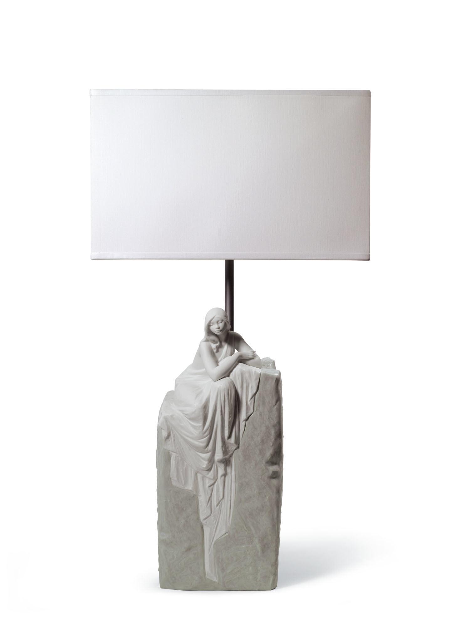 lampada donna contemplativa i (ce)
