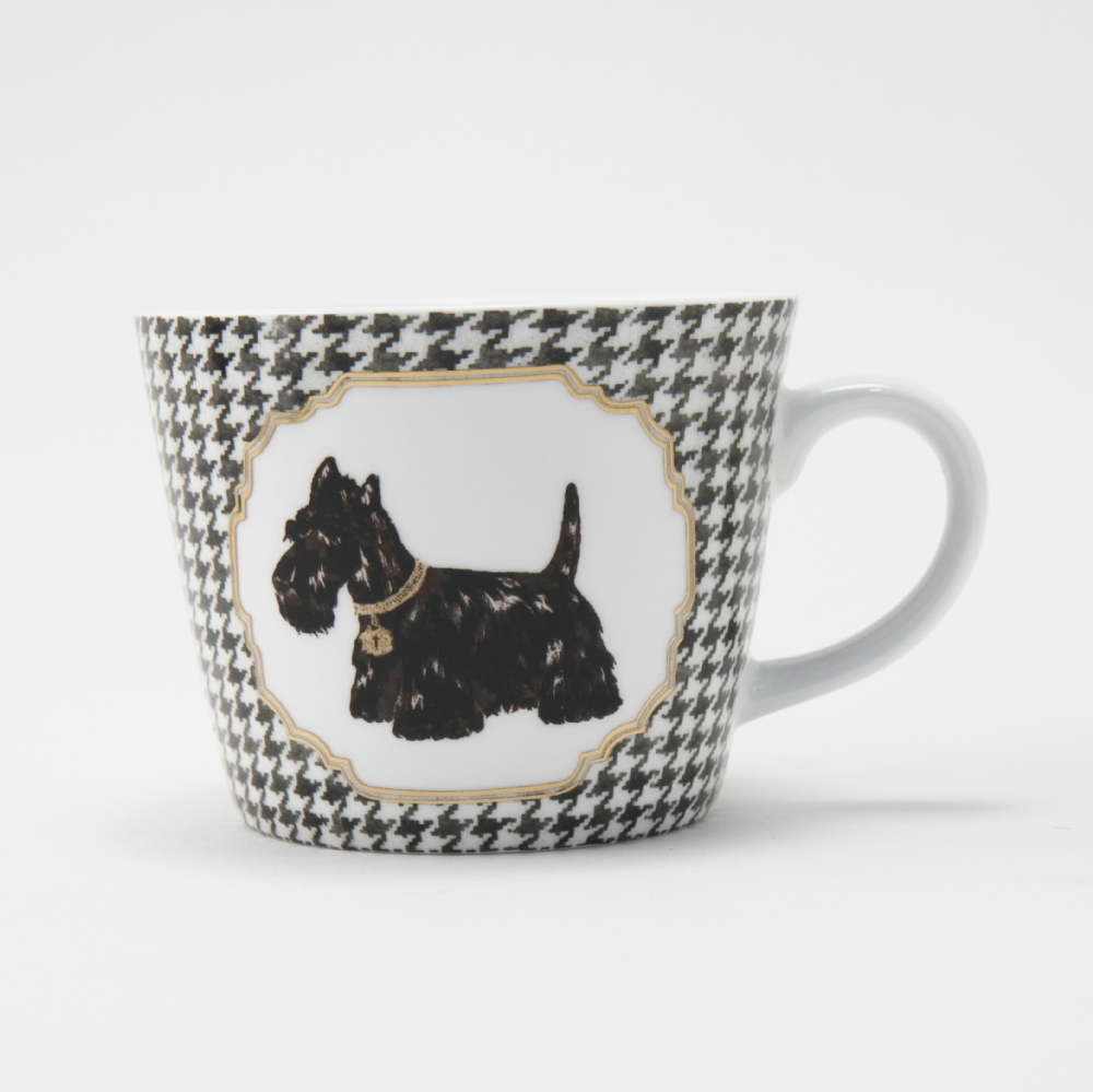 Mug Bone China Scozzese