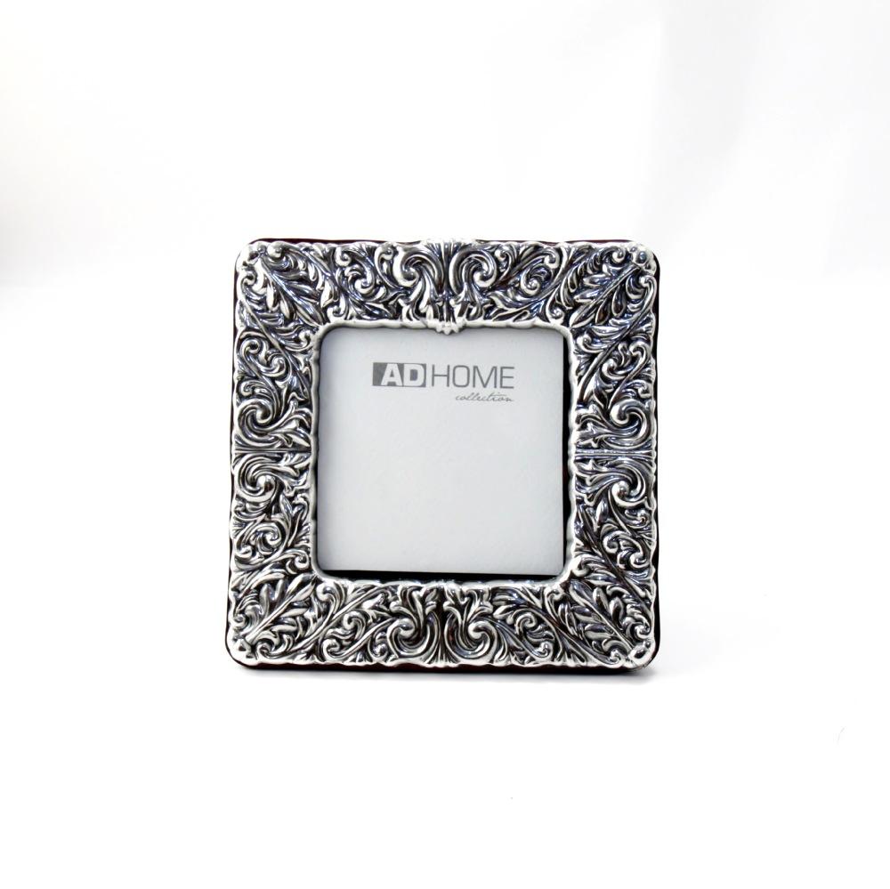 cornice argento cesello 9x9 argento 925