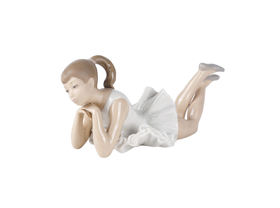 Ballerina Pensosa