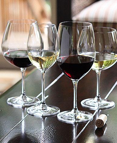 Presentazione Linea bicchieri e decanter RIEDEL